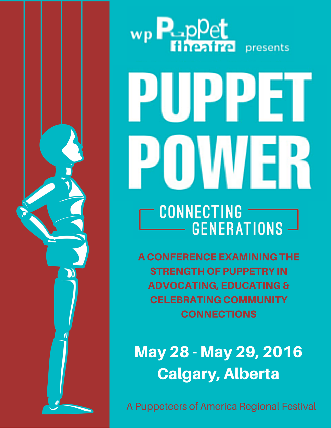 Puppet Power 2016 :: Connecting Generations Conference