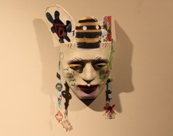 Mask by Wendy Martin.