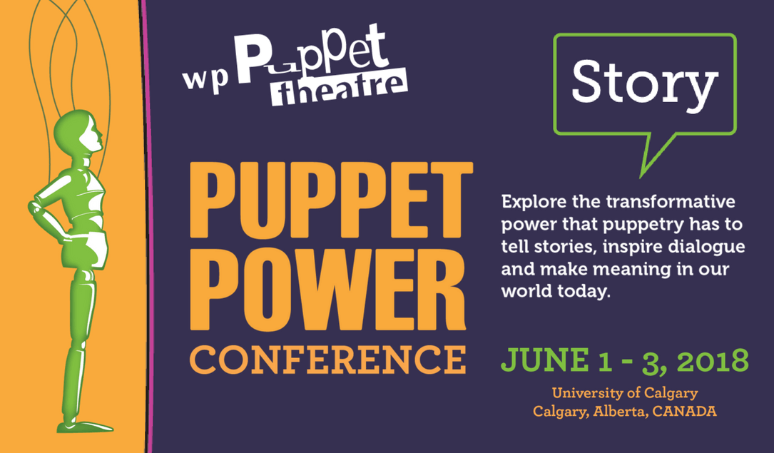 CONFERENCE   WP PUPPET THEATRE