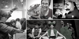 Puppet Power Presenters and Sessions 2018 - WP Puppet Theatre
