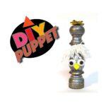 DIY Pepper shaker Puppet