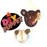 Bear Puppet DIY WP Puppet Theatre