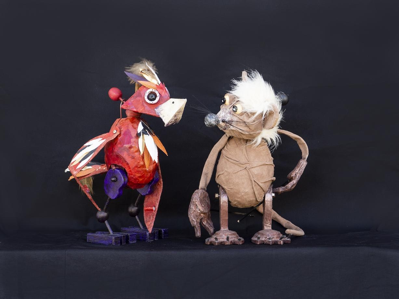 Bakster and Bird