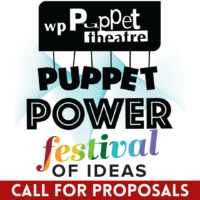 Puppet Power Festival of Ideas: Call for Proposals in rainbow